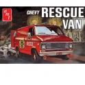 AMT 812 - Chevy Rescue Van 1/25