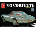 AMT 861 - Corvette Chevy 1963 1/25