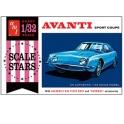 AMT 885 - Studebacker Avanti 1/25