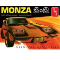 AMT 1019 - Chevy Monza 2+2 Customs 1/25