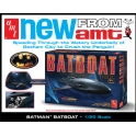 AMT 1025 - Batman Bat Boat 1/25