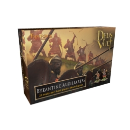 Fireforge Games 16 Auxiliaires byzantins