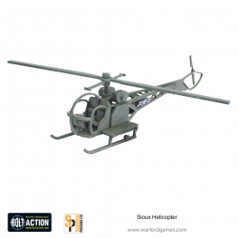 Sioux Helicopter