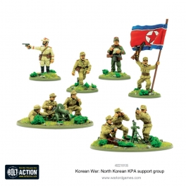 North Korean KPA Support Squad