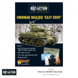 Sherman M4A3E8 'Easy Eight'