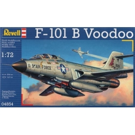 revell 4854 McDonnell F-101B Voodoo
