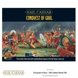 Hail Caesar: Conquest of Gaul Starter Set - German Language