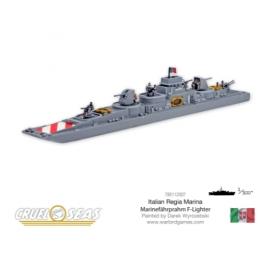 Italian Marinefahrprahm F-Lighter