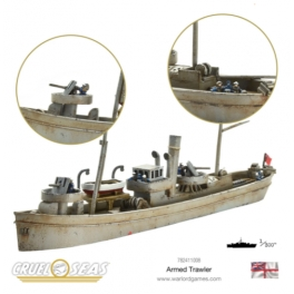 Armed Trawler
