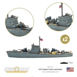 US Coastal Cutter subchaser