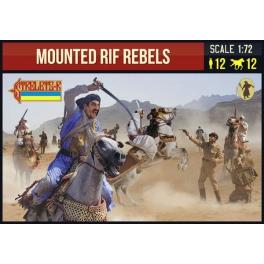 Strelets 190 Rebelles du Rif à cheval – Guerre du Rif