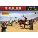 Strelets 191 Rebelles du Rif à pied – Guerre du Rif