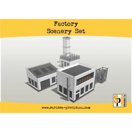 Factory Scenery Set