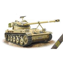 ACE 72445 Char léger français AMX-13 canon de 75mm