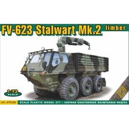 ACE 72436 FV-623 Stalwart Mk.2 avec grue