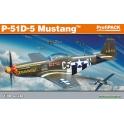 Eduard 82101 Chasseur américain P-51D-5 Mustang Profipack