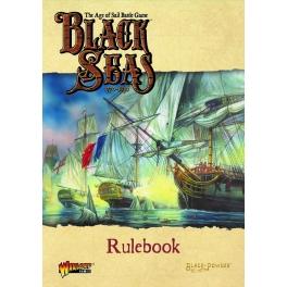 Warlord Games 791010001 Black Seas - Livre de Règles