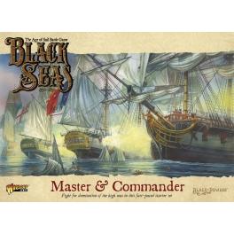 Warlord Games 791510001 Black Seas Set de départ Master & Commander