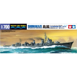 Tamiya 31460 Destroyer japonais Shimakaze