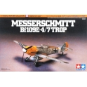 Tamiya 60755 Messerschmitt Bf-109E-4/7 Trop