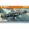 Eduard 82114 Messerschmitt Bf-109F-4 Profipack