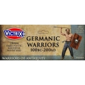 Victrix VXA039 Guerriers germaniques 100 av.JC-200 ap.JC