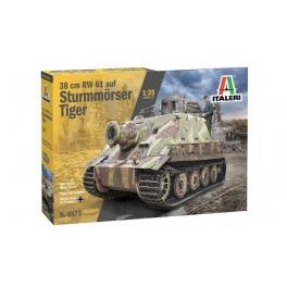 """Italeri 6573 Obusier allemand Sturmmörser Tiger """"Sturmtiger"""""""