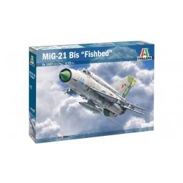 """Italeri 1427 Chasseur soviétique MiG-21bis """"Fishbed L"""""""