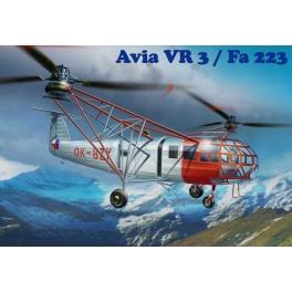 AMP 72005 Avia VR3/Fa 223