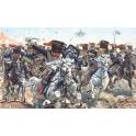 Italeri 6052 Hussards britanniques Guerre de Crimée 1854