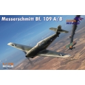 Dora Wings 72011 Messerchmitt Bf-109A/B