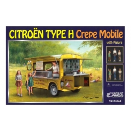 "Ebbro 25013 Citroën Type H ""Crêpe Mobile"""