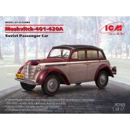 ICM 35484 Voiture soviétique Moskvitch 401-420A