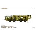 """Modelcollect UA72186 Lanceur de missile stratégique soviétique 9P117 """"Scud D"""""""