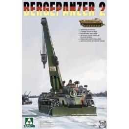 Takom 2122 Char de dépannage allemand Bergepanzer 2