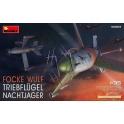 MiniArt 40013 Chasseur de nuit allemand Focke-Wulf Triebflügel