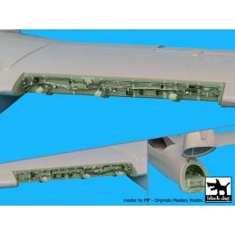 Blackdog A48091 - 1/48 A-10 wings + rear electronics