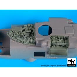 Blackdog A72077 - 1/72 SH 60 B Sea Hawk engine
