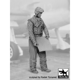 Blackdog F32074 - 1/32 US NAVY pilot 1940-45 N°1