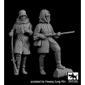 Blackdog F35215 - 1/35 German snipers  WW I set
