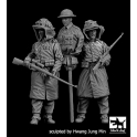 Blackdog F35218 - 1/35 British snipers WW I set