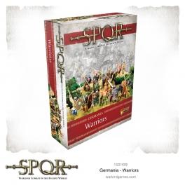 Warlord Games 152214009 Guerriers germains