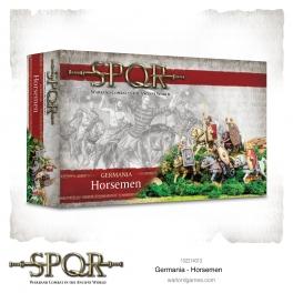 Warlord Games 152214013 Cavaliers germains