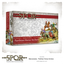 Warlord Games 152219003 Archers à cheval parthes