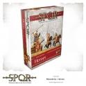 Warlord Games 152212001 Héros macédoniens