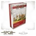 Warlord Games 152214028 Infanterie thorakatai macédonienne