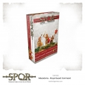 Warlord Games 153012003 Commandement garde royale macédonienne
