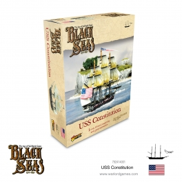 Warlord Games 792414001 USS Constitution
