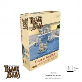 Warlord Games 792410011 Escadre de canonnières