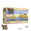 Warlord Games 792410008 Pack de décors Black Seas